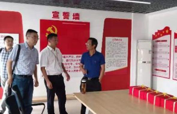 教育集团深入大运村项目开展调研
