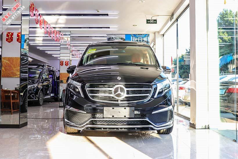 伟昊汽车销售中心 V260L高顶全隔断商务车报价及图片